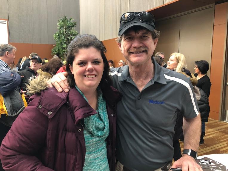 Allen Moore. He won the 2018 Yukon Quest!!